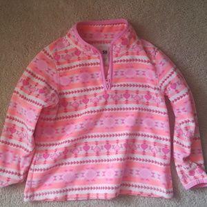 Oshkosh Bgosh girls size 5t fleece